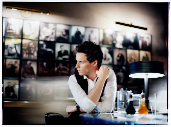 Watches for Gents- Eddie Redmayne for Omega 3