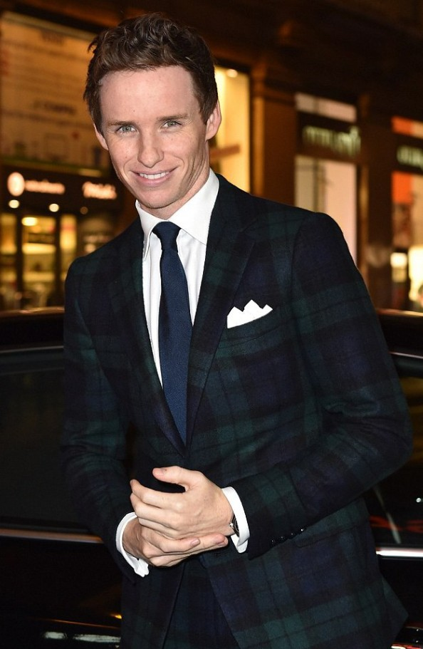 Watches for Gents- Eddie Redmayne for Omega 5