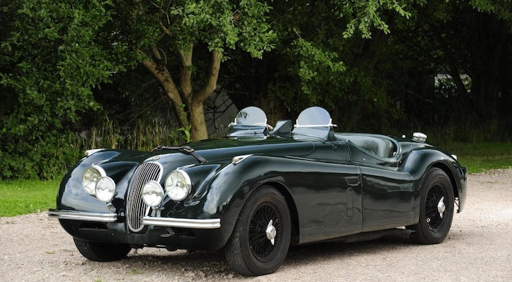 Jaguar XK120  The Reason Why Vintage Cars Are Worth It 1