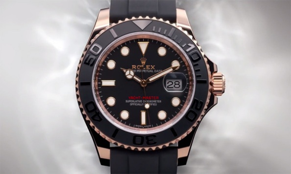 Rolex says checkmate with their 2015 Yachtmaster in Everose Gold