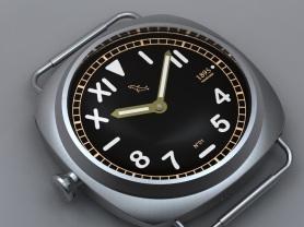 Italian watchmaking - Temporanea Manifattura Fiorillo 3882 AUTOMATICO PVD 4