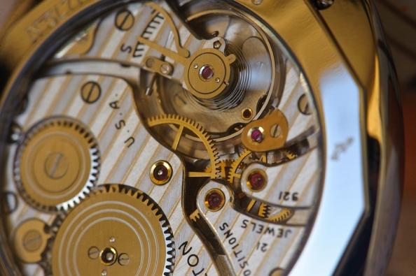 Italian watchmaking - Temporanea Manifattura Fiorillo 3882 AUTOMATICO PVD 5