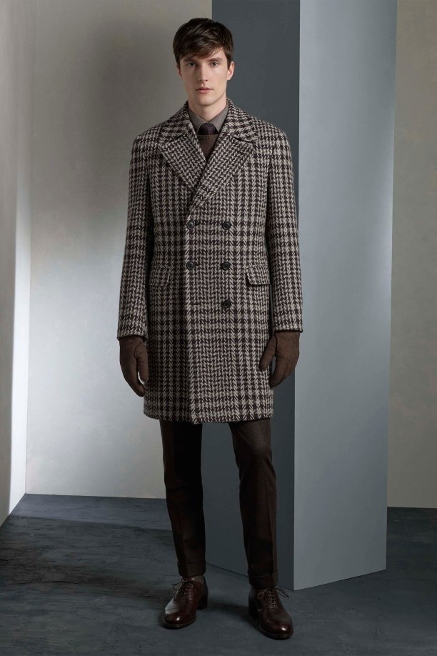 Gievies and Hawkes Fall Winter 2016 as seen at London Men's Collection 2016