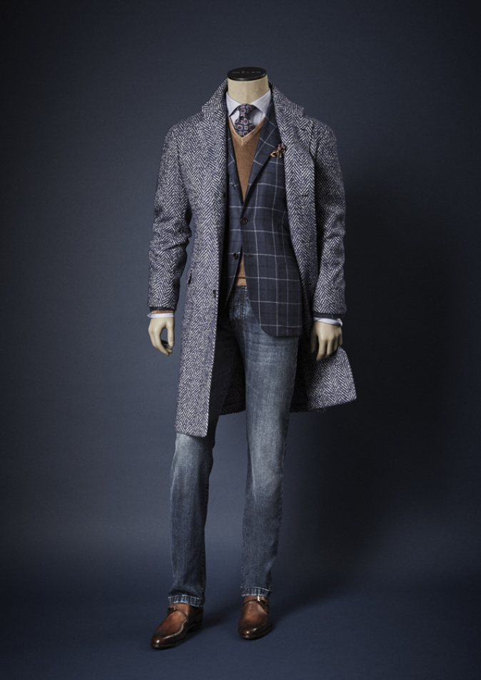 Re Tweed \u2013 The Return of Ivy League Style \u2013 kiton fw2016