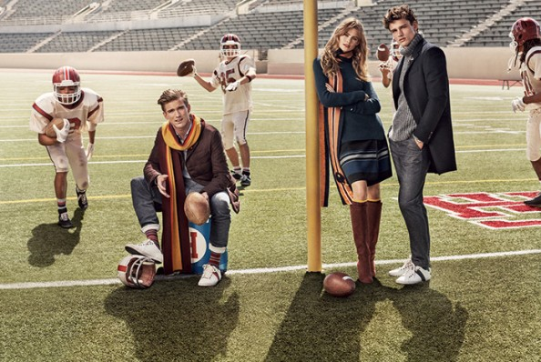Tommy Hilfiger built a name for itself on the back of Ivy league style.