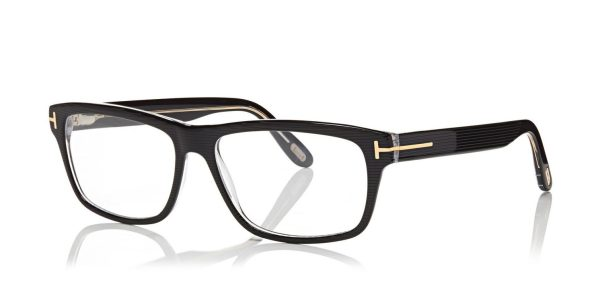 A Kingsman accessory of distinction: Tom Ford Square Optical Frames