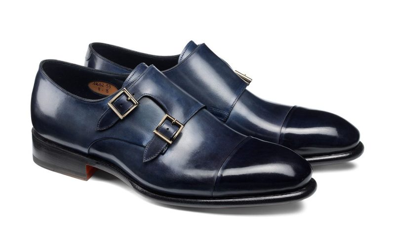 With Santoni, a Kingsman gets all the ass-kicking security you need with the balance and grip of a fine shoe that has been exquisitely finished with a Goodyear leather sole.