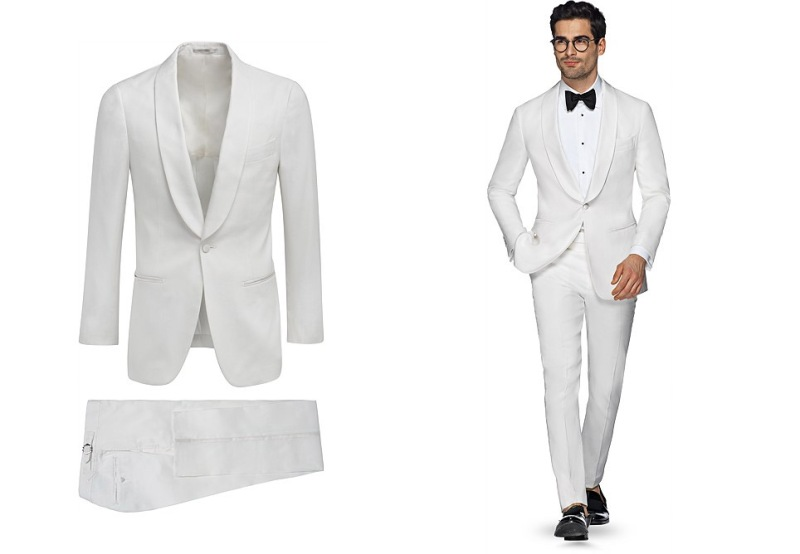 Kingsman Style dinner jacket